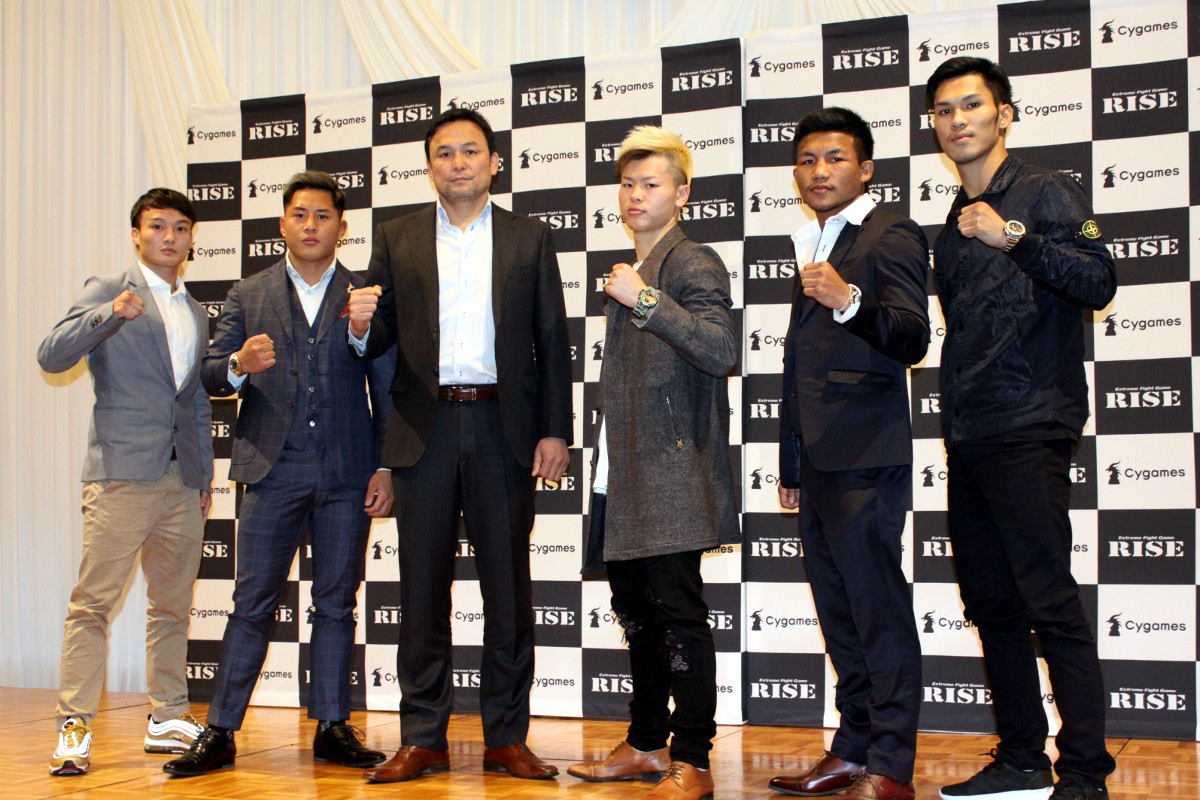 RISE Announces RISE WORLD SERIES Featuring Nasukawa, Rodtang, and Taiga 181118rise-shiro-taiga-ito-nasukawatenshin-2