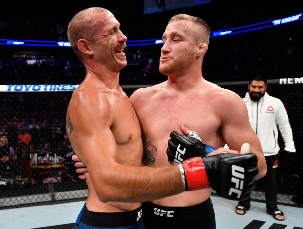 UFC 9.14 バンクーバー:ジャスティン・ゲイジー、ドナルド・セラーニに1R TKO勝ち