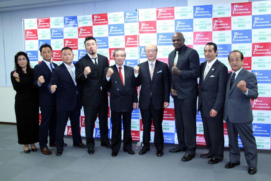 ホーストと武蔵が協力。「社団法人キックボクシング振興会」が来春に初の大会