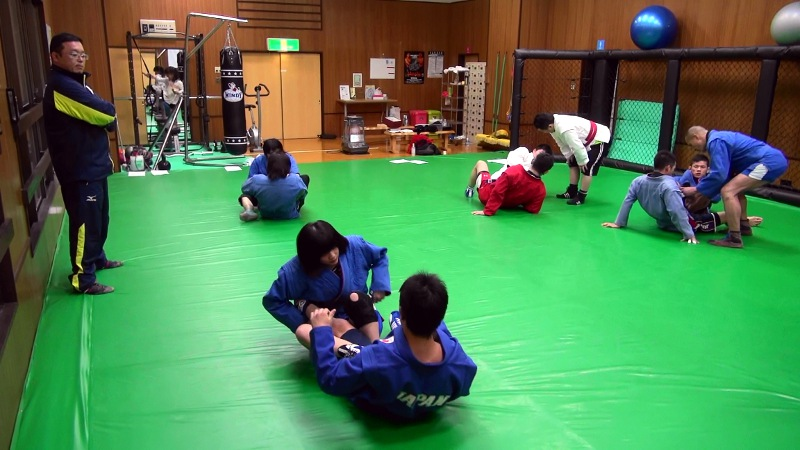 サンボ強化練習会:6.14 日体大世田谷|競技講習会:6.15 ネクサセンス立川