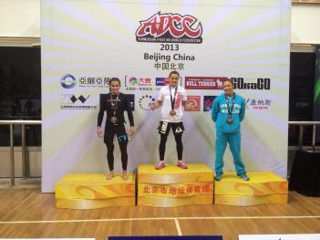 日本人最高位の3位に入賞した山本聖子