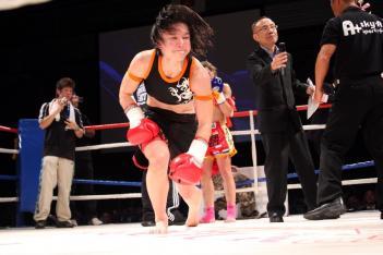ジョアンナ戦後、悔し涙を流した佐々木仁子