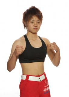Eneos朱里(C)SHOOT BOXING