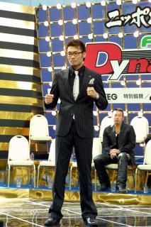 魔裟斗との再戦を熱望した佐藤