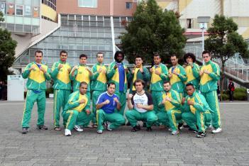 テイシェイラをエース格とする南米・ブラジルチーム