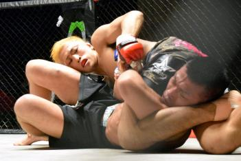 グッドマン田中、有己空に判定勝ち。杉山和史と秋葉太樹が快勝:12.11 大阪