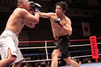 1月に中村ジュニアを破り王者となった斎藤