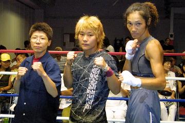 女子ボクシング協会] 9.18 京都...