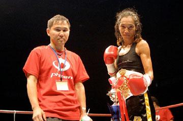 写真) [女子ボクシング協会] 9.1...
