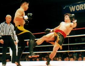 ボクシング チャット